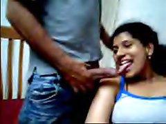 Desi pari rakastaa vilkkuu webcam