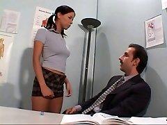 Læreren sodomising student's rasshøl