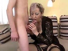 sex with milf in beautiful underwear