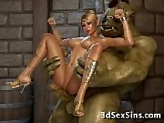 Creatures Boink 3D Goddesses!