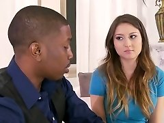 Childminder is seduced by a Black Couple. Y & B