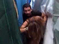 ливанские пару поймал бля