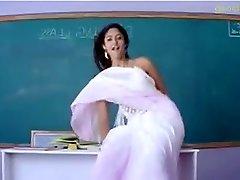 Skådespelerskan Ileana som Klassrum