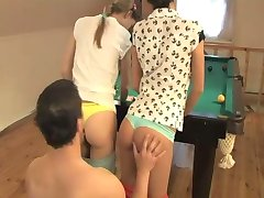Billiards As A Team Sport