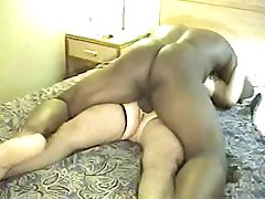 Tear It Up Deep BBC Interracial Creampie