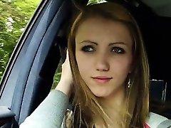 Horny teen Beatrix gets fucked on board