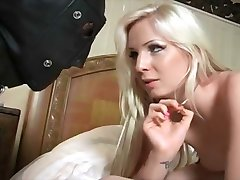 beautiful mistress use a slave ass licker
