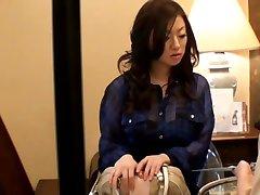 Japonais Lesbiennes Massage (Deuxième Partie)