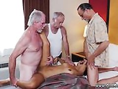 Old granny casting couch The old gents then