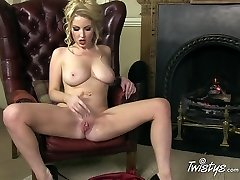 Horny pornstar in Amazing Solo Girl, Masturbation porn scene