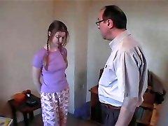 Papá & Amigo de Nalgadas Muy Hija xLx