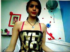 meisje Webcam Uitkleden