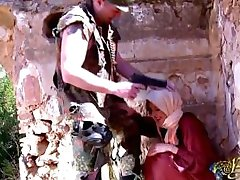 アラブ世界女性受刑罰による兵士