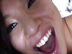 Asian girl and Manuel Ferrara 2