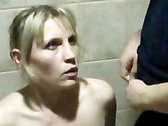 Mom & StepSon - Sex In Toilet
