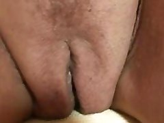 Seksowna babcia jest do bani i holowniki koguty