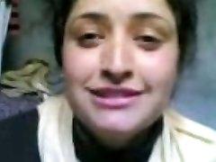 Desi Beauty  teacher fucked by lover