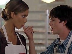 Jessica Alba Meet Bill (Inhaling Finger) 2x