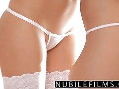 NubileFilms - las Mejores amigas lesbianas seducción