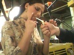 Smoking Simony