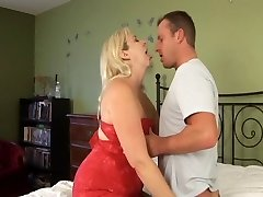 Plump Milf Gets Fucked Every Which Way