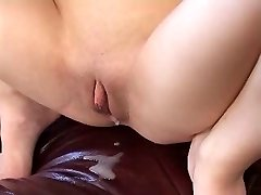 Neighbour invited for a double creampie