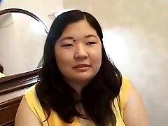 BBW Japanese Hairy Damsel Fucked Good (Uncensored)