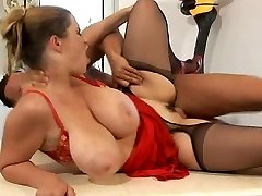 All-natural Busty Pulverized In Ass! Terry Nova