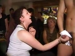 Soiree mature with strippers - part 2