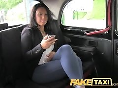 FakeTaxi Inhale my cock to the nut or walk