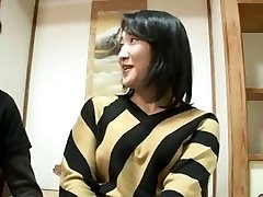 44yr old Chinese Mom Unloads and Creampied (Uncensored)