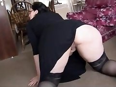 Scorching BBW Mature Scorching arse and pussy