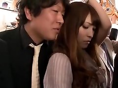 Ultra-kinky Japanese girl Kokomi Sakura in Hottest Finger-banging, Public JAV clip
