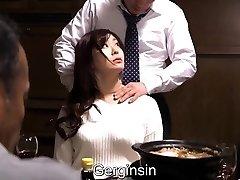 Please Bang My Wifey (Netorare JAV with Turkish Subtitle)
