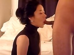 Astonishing babe is trying to intensify pleasure