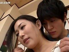 Extraordinaire Japanese dame Mio Kitagawa in Best Fingering, Wife JAV scene