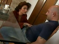 Mature Segretary Go Crazy For Italian Big Spears - Anal S88