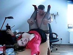 Šéf horké kurva jeho Sekretářka(GETLaid24-com)