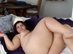 Beautiful plump large ass