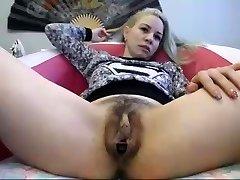 velký klitoris, webcam girl 2