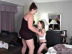nadia and jessica wrestling again