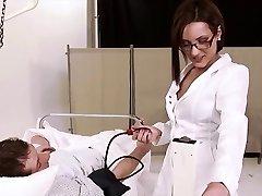 Sexy German Milf Nurse