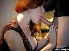 Beautiful Redhead Milf Cock Lover
