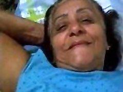 Mature Tube Grandmother Dark-hued Brazil - www.MatureTube.com.br