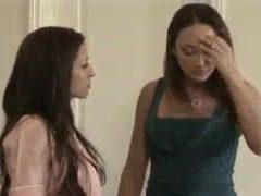 Maid blackmails stepmom