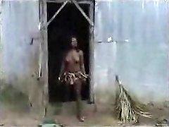 非洲原住民他妈的