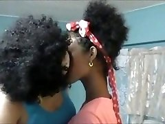 Black Power Lesbians - Kiss and Slurping