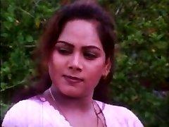 Buxom Indian School Girl Pummeling with Boy friend