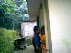 Kerala Colg Paramours Outdoor Fun 7 Mins wid Audio