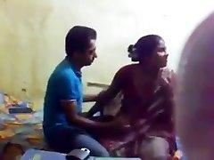 Bangla timid gf tit suck and pussy lick